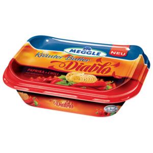 Meggle Kräuter-Butter Diablo 120g