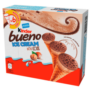 Kinder Bueno Ice Cream Minis 6x60ml