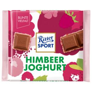 Ritter Sport Bunte Vielfalt Himbeer Joghurt 100g