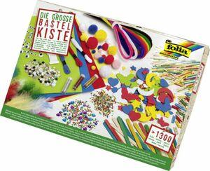 Bastel Kiste - ca. 1300 Teile