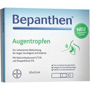Bepanthen Augentropfen 20x 0,5 ml 94.50 EUR/100 ml