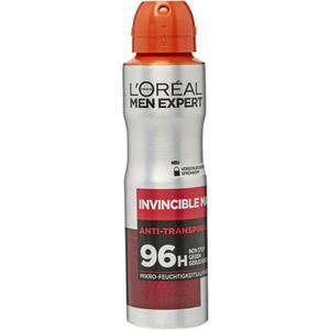 L'Oréal Paris Men Expert Anti-Transpirant Spray Invinc 1.33 EUR/100 ml