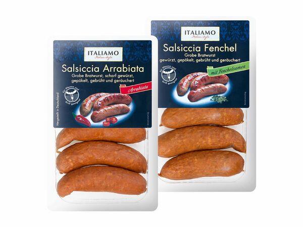 salsiccia kaufen lidl
