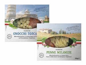 Italienische Gerichte