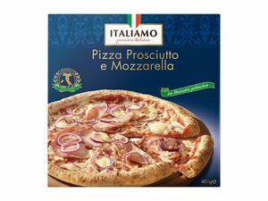Pizza Prosciutto e Mozzarella