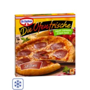Dr. Oetker Pizza Die Ofenfrische
