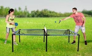 Outdoor Netz-Tischtennis-Set - Spyderball Air - Besttoy