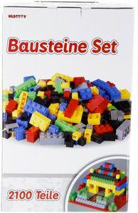 Besttoy - Große Bausteine-Box XXL - 2100 Teile