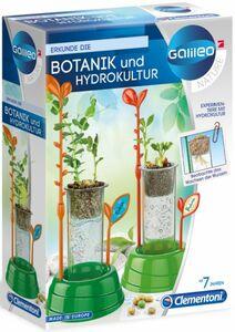 Galileo - Botanik und Hydrokultur