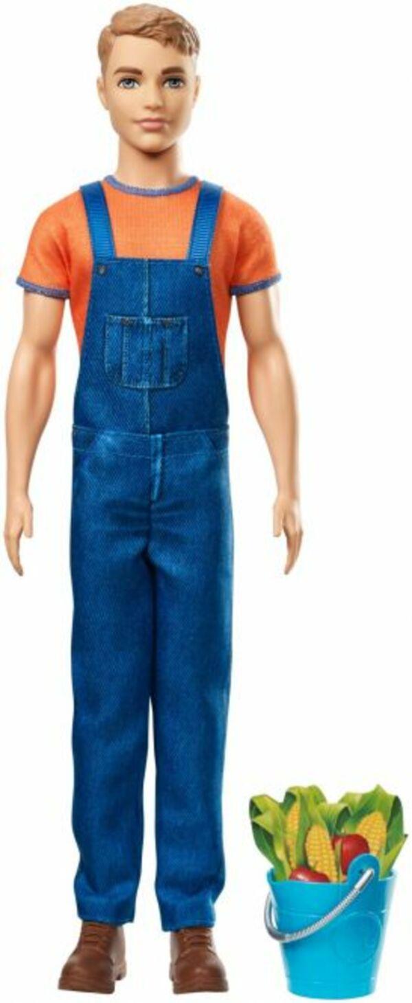 Barbie - Farm Ken Puppe