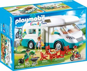 PLAYMOBIL® 70088 - Familien-Wohnmobil - Playmobil Family Fun