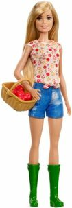 Barbie - Farm Barbie Puppe