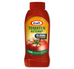 KRAFT Tomaten Ketchup Squeeze