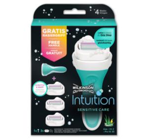 WILKINSON Intuition Klingen + Rasiergriff gratis