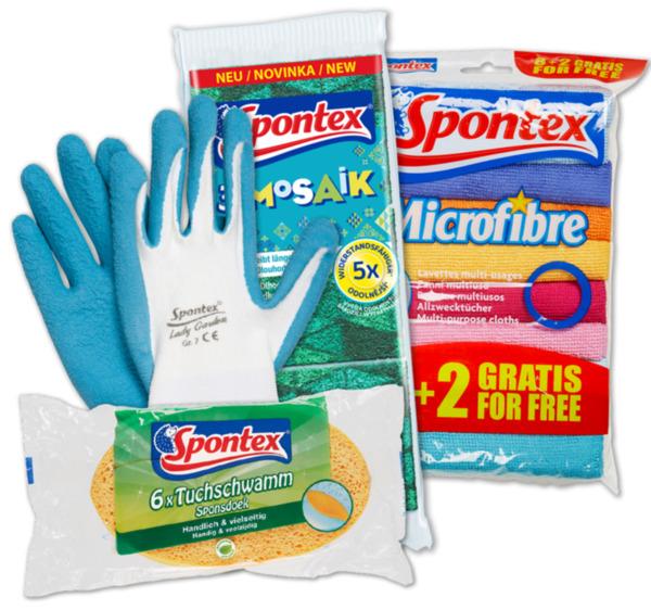 SPONTEX Reinigungshelfer