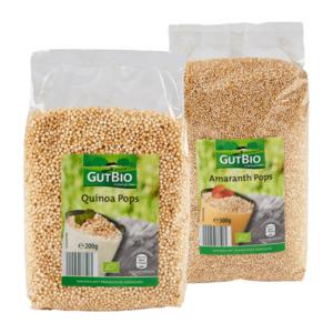 GUT BIO     Bio-Quinoa / -Amaranth