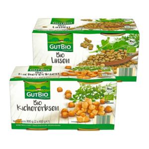 GUT BIO     Bio-Kichererbsen / -Linsen