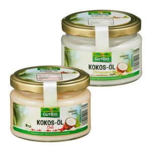 GUT BIO     Bio-Kokos-Öl