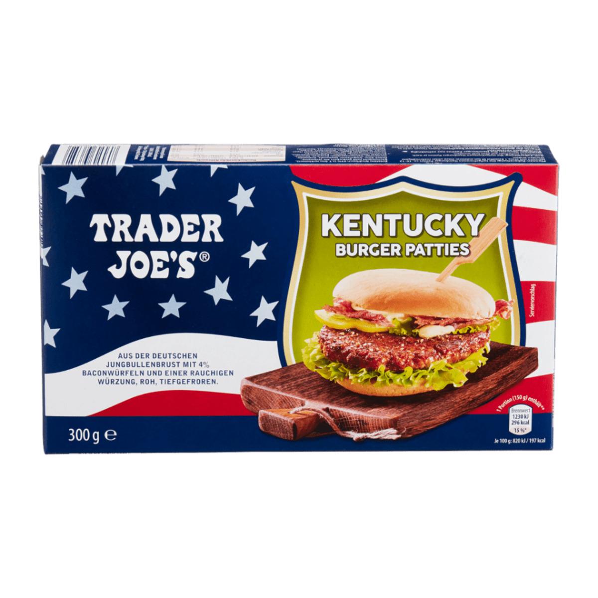 Bild 2 von TRADER JOE'S     Burger Patties