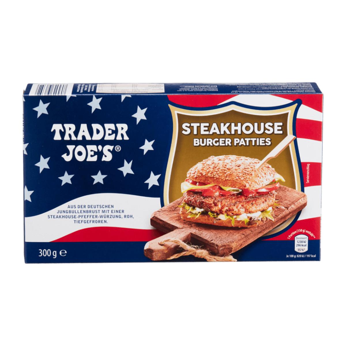 Bild 4 von TRADER JOE'S     Burger Patties