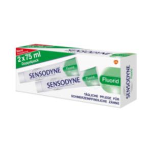 Sensodyne Zahncreme Doppelpack