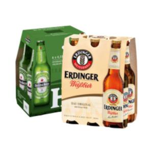 Erdinger Weissbier oder Heineken