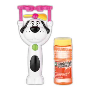 Lena Seifenblasen-Hund