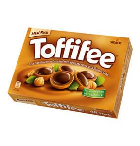 TOFFIFEE             Maxipack, 48 Stück, 400g