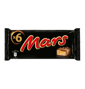 Mars             6x45g Multipack                 (2 Stück)