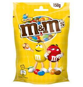 Mars             M&M´s Peanut