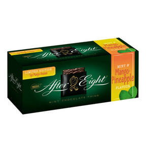 """AFTER EIGHT             Mango-Ananas """"Limited Edition"""", 200g                 (2 Stück)"""