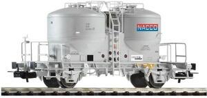 PIKO 54696 H0 Zementsilowagen NACCO V