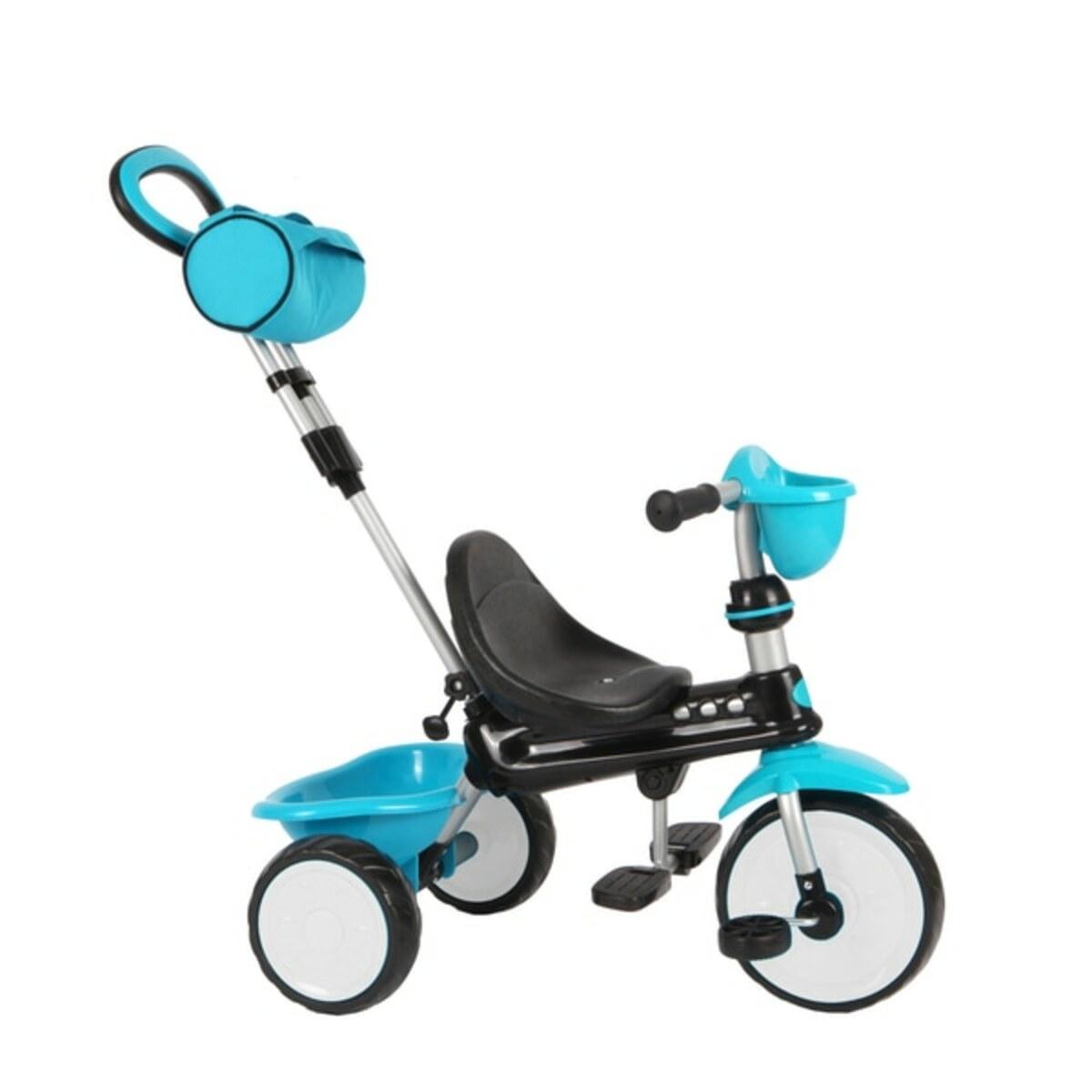 Bild 5 von QPlay - Dreirad Comfort 3in1, blau