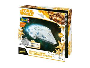 Adventskalender Star Wars Solo Millenium Falcon