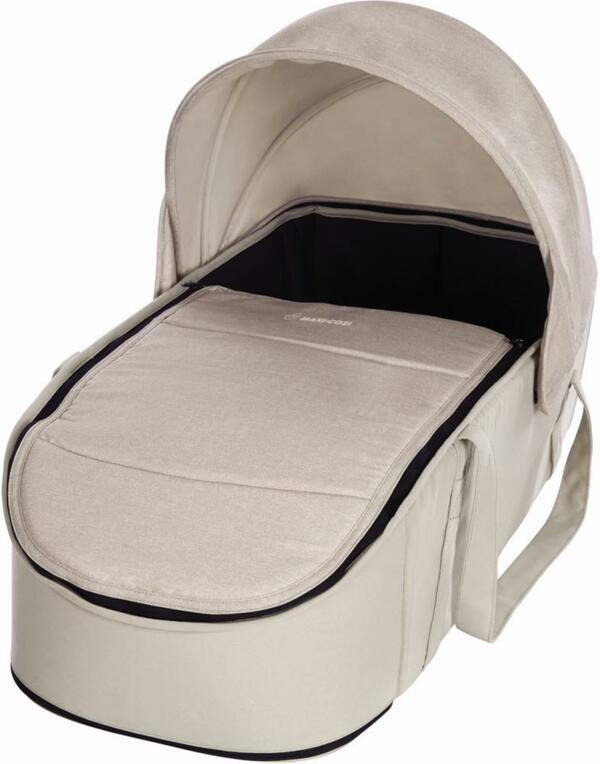Maxi-Cosi Laika Softtragetasche Nomad Sand