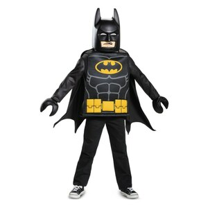 LEGO - Batman Deluxe Kostüm (7-8 Jahre)