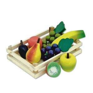 Tanner - Steige mit Obst oder Gemüse