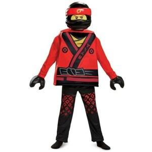 LEGO Ninjago - Kinderkostüm, M.Kai Deluxe, sortiert