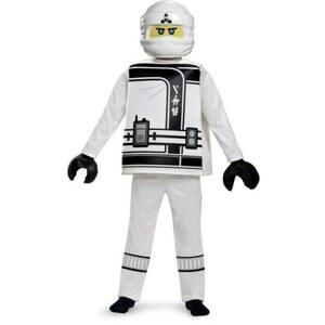 LEGO Ninjago - Kinderkostüm, M.Zane Deluxe, sortiert