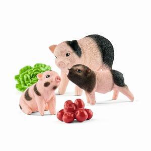 Schleich 42422 Minischwein Mutter und Ferkel