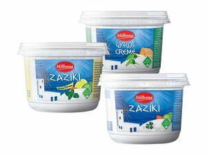 Zaziki/Gyros-Creme