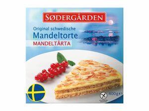 Original schwedische Mandeltorte