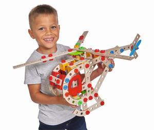 Constructor Hubschrauber 225-teilig