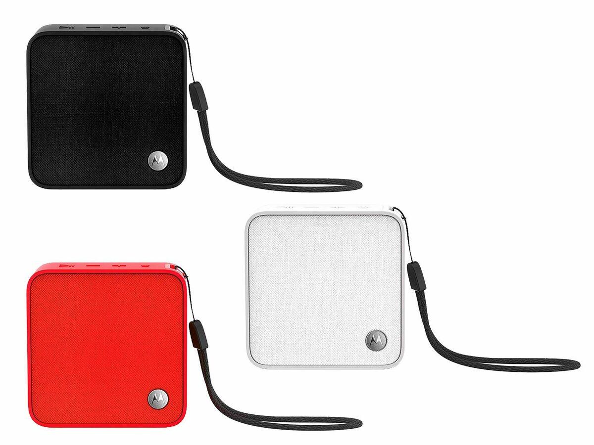 Bild 1 von MOTOROLA Sonic Boost 210 Wireless Bluetooth Lautsprecher