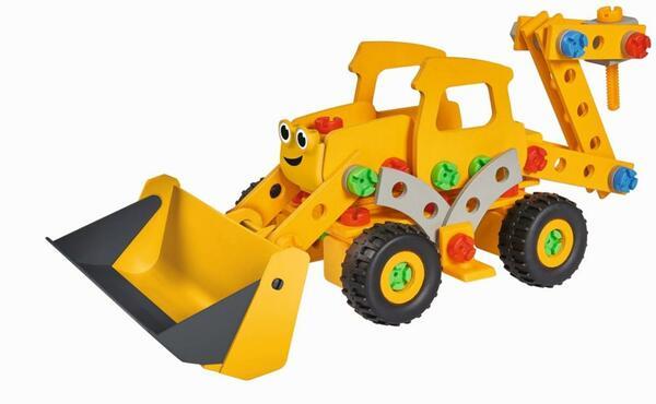 Constructor Bagger Scoop Bob der Baumeister