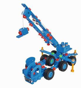 Constructor Kranwagen Lofty Bob der Baumeister