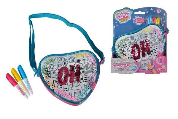 Simba Color Me Mine Herz-Tasche
