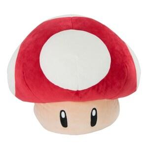 Super Mario - Super-Pilz Plüschfigur, XL