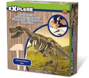 SES Explore Tyrannosaurus Rex Ausgrabeset