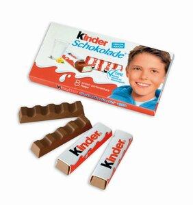 Kaufladen Ferrero Kinderschokolade